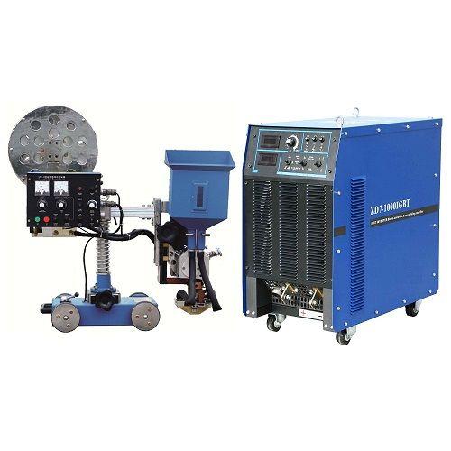 Автоматы для сварки и наплавки под флюсом MU-630, -1000, -1250IGBT