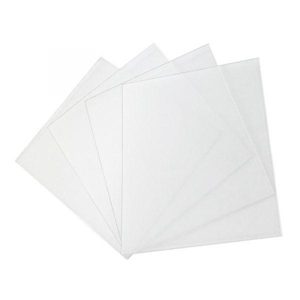 Стекло защитное поликарбонат 110×90