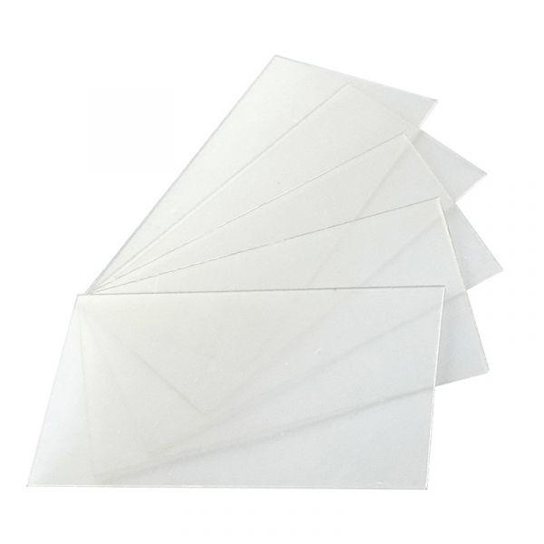 Стекло защитное поликарбонат 121×69